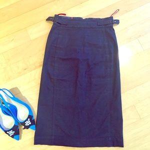 Original Prada pencil skirt